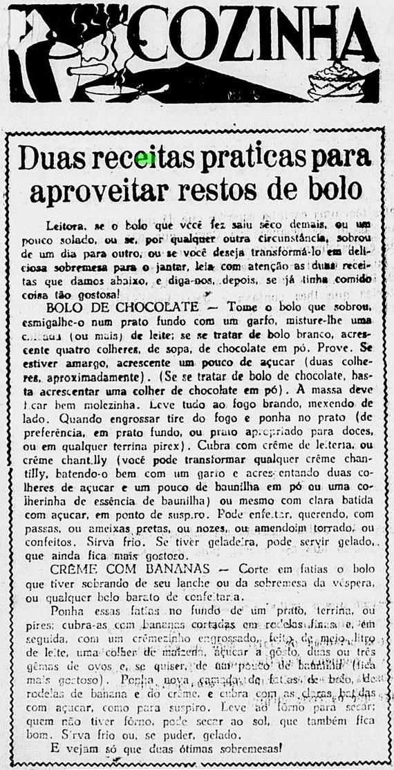 O Momento Feminino 1947