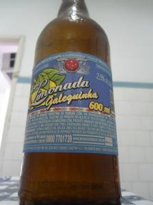 Achado: Soda Limonada Galeguinha