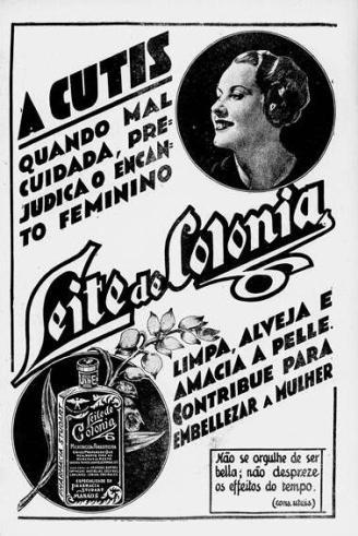 Leite de Colonia 1930s