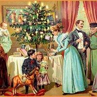 Já é Natal na Cozinha Vintage!
