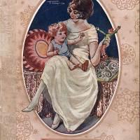 Propagandas na revista Fon Fon (1920s)