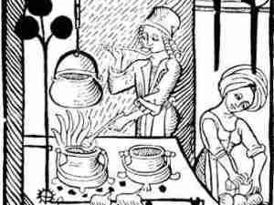 sopa medieval