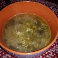 Sopa Andaluza de Lentilhas (Séc XVIII / Medieval)