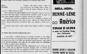 Sopa Ligeira jornal das mocas 1960