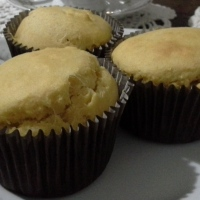 Muffins de milho (1940s)