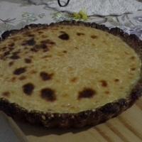 Tarte de Bry (receita medieval de cheesecake!)